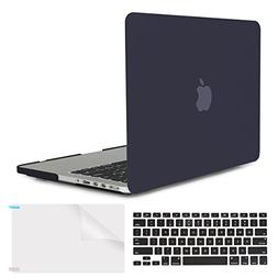 PUREBOX Soft-Touch Plastic Hard Case Cover for Macbook Pro 1