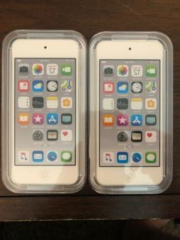 1 x Sealed, Brand New Apple iPod touch 6th Generation Silver
