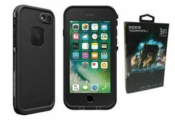 100% LifeProof FRE Waterproof Case for iPhone 7 iPhone 8 NEW