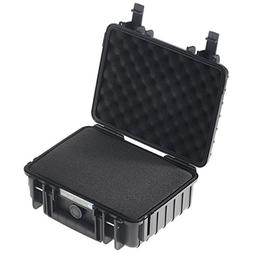 Type 1000 Outdoor Case with SI Foam, Black
