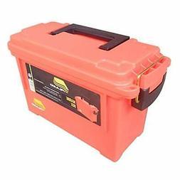 Plano 131252 Dry Storage Emergency Marine Box, Orange Free S