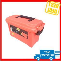 Plano 131252 Dry Storage Emergency Marine Box Orange