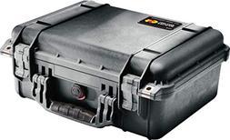 1450 Hard Case Black W/Foam 14.62x10.18x6 Pick N Pluck Foam