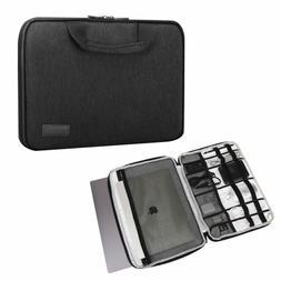 Moko 15-15.6 Inch Laptop Sleeve Case Handle Electronic Acces