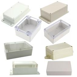 16Size Waterproof Plastic Cover Project Electronic Case Inst