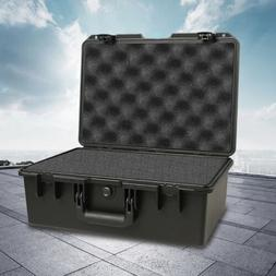 18 inch Waterproof Hard Case Plastic Carry Tool Box Storage