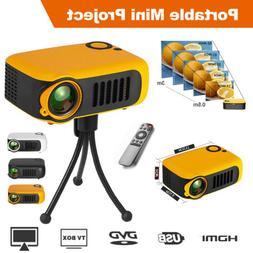 18000LM Mini 1080P Portable Pocket Projector Movie Video Pro
