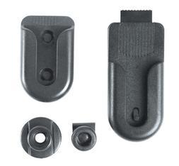Custom Accessories 18745 Universal Phone Belt Clip and Dash