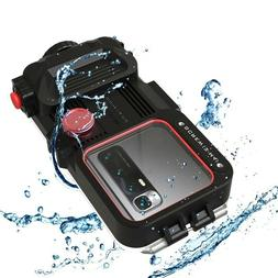 1pc Underwater Bluetooth 60m Waterproof Universal Phone Hous