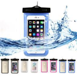 2 pcs Universal Waterproof Phone Case Phone Dry Bag Pouch Se