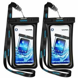 2pack 5 7 swimming waterproof underwater pouch