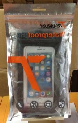 2Pack Universal Waterproof Case Trianium TETHYS Cellphone Dr