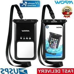 2X MPOW For iPhone Google Pixel Waterproof Phone Case Waterp