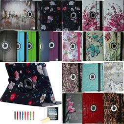 360 Rotating Smart Case Cover Stand Magnetic Leather for New