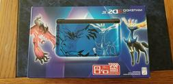Nintendo 3DS XL Pokemon X and Y Blue Handheld System