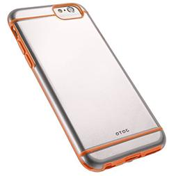 iPhone 6S / iPhone 6 4.7 Case - JOTO Slim Fit Hybrid Clear C