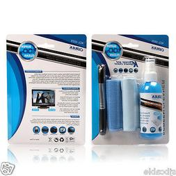 4in1 Screen Cleaning Kit For TV LCD LED PC Monitor Laptop Ta