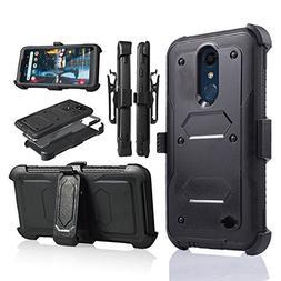 For 5.3 Inch LG K30 Case,LG Premier Pro LTE Case, LG Phoenix