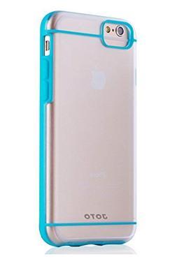 iPhone 6S Plus / iPhone 6 Plus 5.5 Case - JOTO Slim Fit Hybr