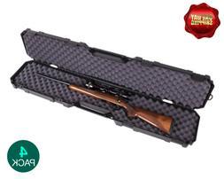 50.5inch Rifle-Shotgun Carry Case Hard Outdoor Tactical Gun