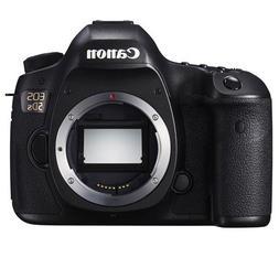 "Canon 5DS DSLR Camera Body, 50.6MP, 3.2"" LCD Display, Audio"