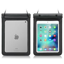 """7-8"""" Waterproof Tablet Case Dry Bag Pouch For iPad Mini 3 4"""