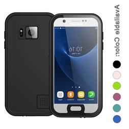 >>> 7ft Waterproof Case For Samsung Galaxy S7 Full Body Prot