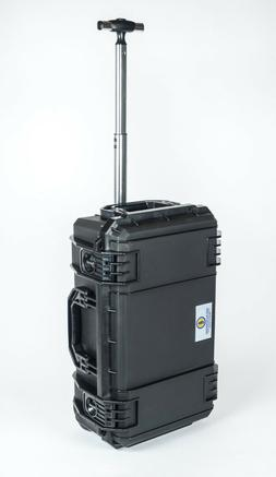 Seahorse 830ML Protective Case W/ 5 Pouch Lid Organizer - Li