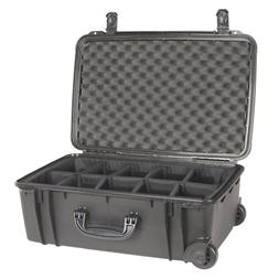 920 Black Seahorse SE920 Case. With dividers & Pelican TSA-