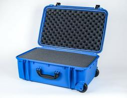 920 Blue Seahorse SE920 Case With Foam. With Pelican TSA- 15