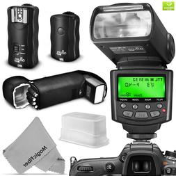 Altura Photo Professional Flash Kit for Canon DSLR with E-TT