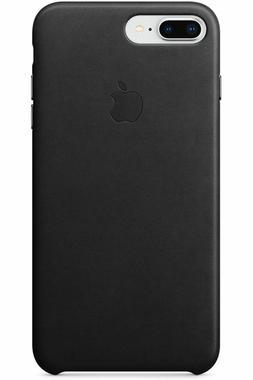 Apple Leather Case  - Black