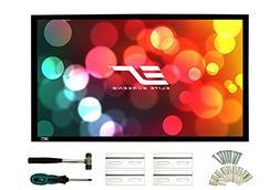 Elite Screens Sable Frame 2 Series, 100-inch Diagonal 16:9,