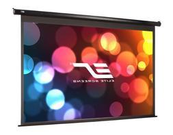 Elite Screens Spectrum, 142-inch 16:10, 4K Home Theater Elec