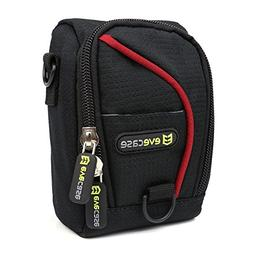 Compact Camera Case Evecase Digital Camera Pouch Carrying Pr