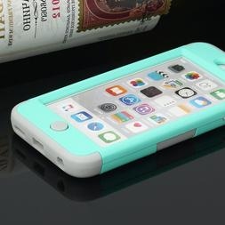 For iPod Touch 5/6 Gen Hybrid Shockproof High Impact Rubber