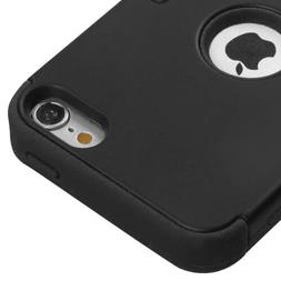 For iPod Touch 5th & 6th Gen - HYBRID HIGH IMPACT RUGGED ARM