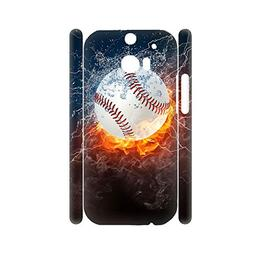 Generic For Htc One M8 Case With Baseball 1 Character For Ch
