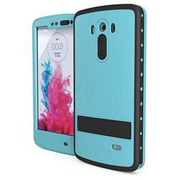 HESGI for LG G3 Waterproof Shockproof Dirtproof Snowproof Pr