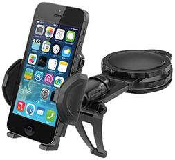Macally Dashboard Car Phone Holder Mount with Super Strong D