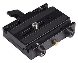 Manfrotto 577 Rapid Connect Adapter with Sliding Mounting Pl