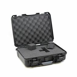 Nanuk 910 Waterproof Hard Case with Foam Insert - Black