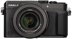 Panasonic Lumix DMC-LX100 Digital Camera, 12.8MP, 3.0-Inch D