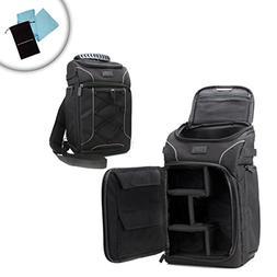 USA Gear DSLR Camera Bag with Shoulder Sling 8bc22461a32a9