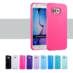 Samsung Galaxy S6 S7 S7 Edge S8 S9 Plus Case Silicone Rubber