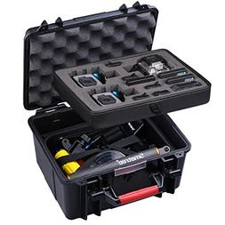 Smatree GA700-3 Waterproof Hard Case for Gopro Hero 7/6/5/4/
