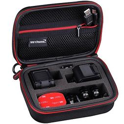 Smatree Carrying Case Compatible for GoPro HERO5 Session/Her