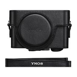 Sony LCJRXF/B Premium Jacket Case