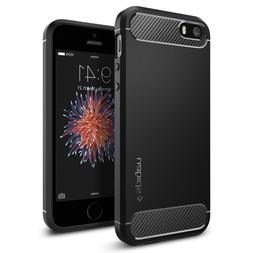 Spigen - Rugged Armor Case For Apple® Iphone® 5, 5s