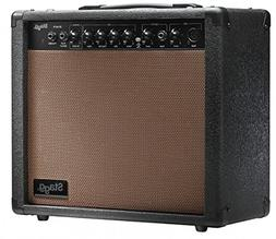 Stagg 20 AA R USA 20 Watt RMS Acoustic Guitar Amplifier with